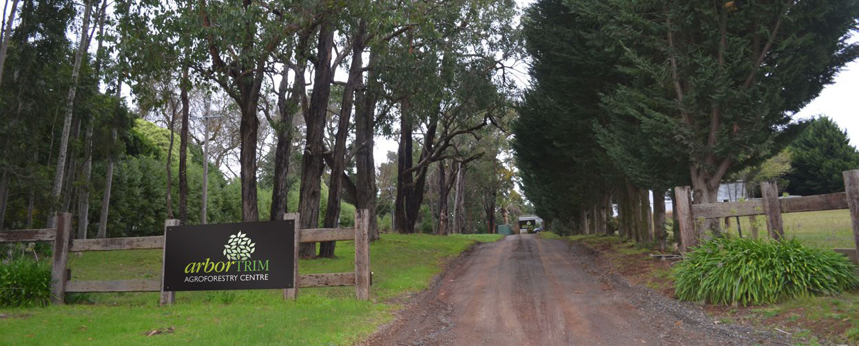 The Agroforestry Centre is a farm located in Silvan