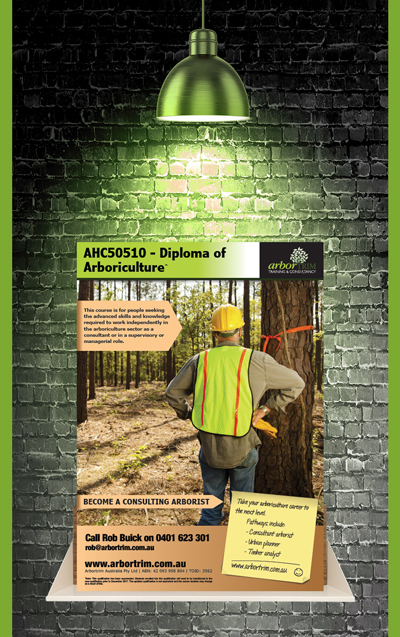 AHC50510 - Diploma of Arboriculture