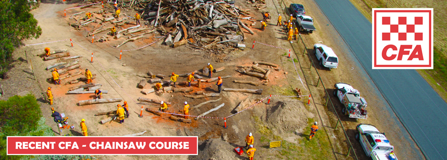 CFA - Chainsaw Training Course